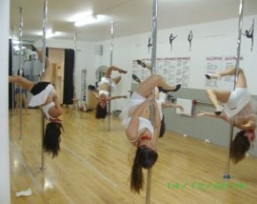 Pole Dance Fit