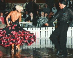 Paso Doble Performance in NZ